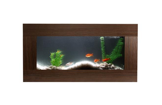aquarium mural design bois key west miliboo. Black Bedroom Furniture Sets. Home Design Ideas