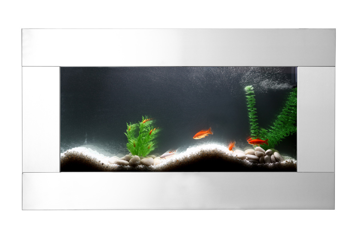 aquarium mural design inox xl key west miliboo. Black Bedroom Furniture Sets. Home Design Ideas