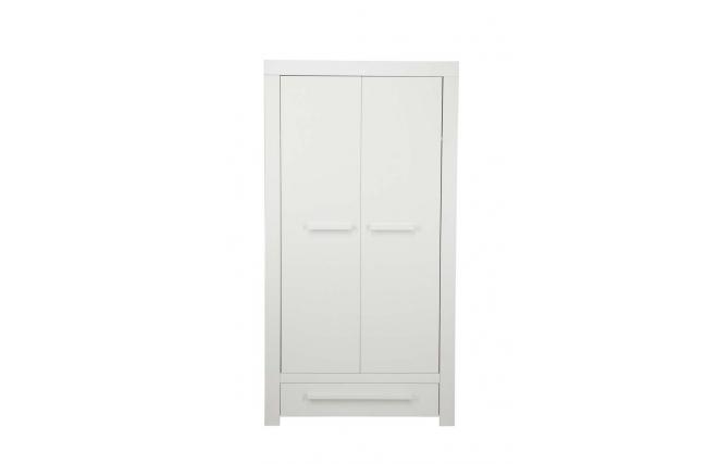 Armoire en pin blanc luce miliboo for Miroir des modes 427