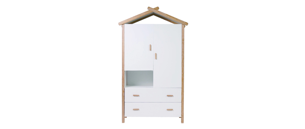 armoire enfant soldes maison design. Black Bedroom Furniture Sets. Home Design Ideas