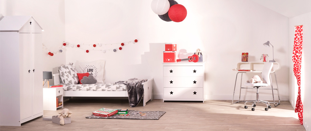 Armoire enfant design MDF DREAM
