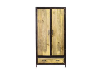 armoire chambre et penderie miliboo. Black Bedroom Furniture Sets. Home Design Ideas