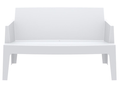 Chaise de jardin meubles de jardin pas cher miliboo - Banc de jardin design ...
