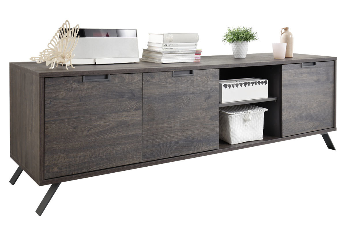 Porte et guide d 39 achat for Buffet bas design