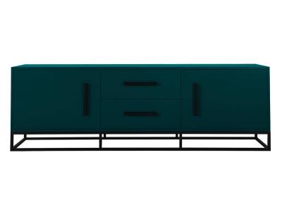 Buffet design bleu SURFACE