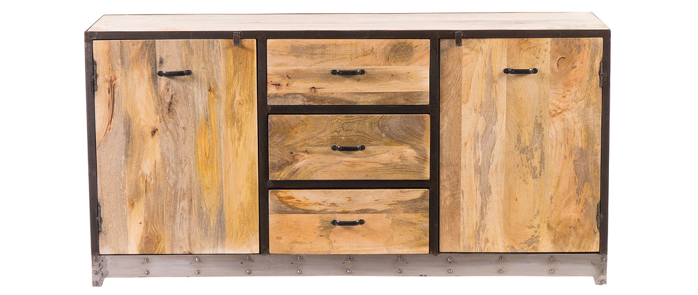 Buffet design industriel INDUSTRIA