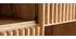 Buffet haut en manguier avec portes coulissantes ALBA