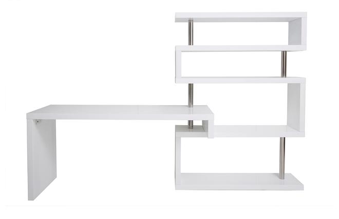 Nettoyer bureau blanc: ouvrier éponge pulvérisation informatique