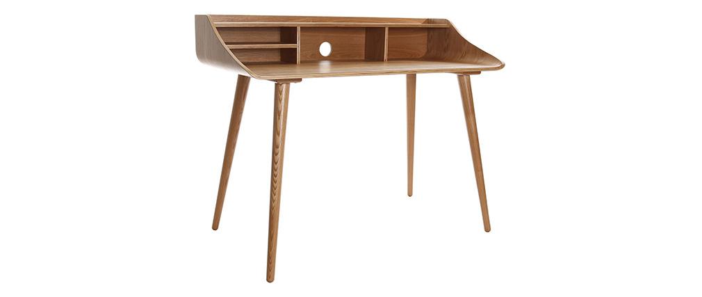 bureau en fr ne nordeco miliboo. Black Bedroom Furniture Sets. Home Design Ideas