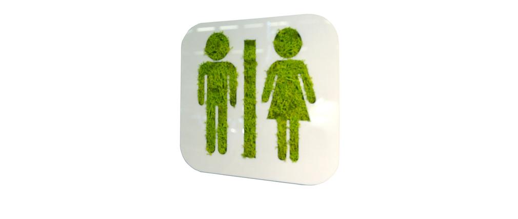 Cadre végétal design MINI SIGNALIS Homme/Femme