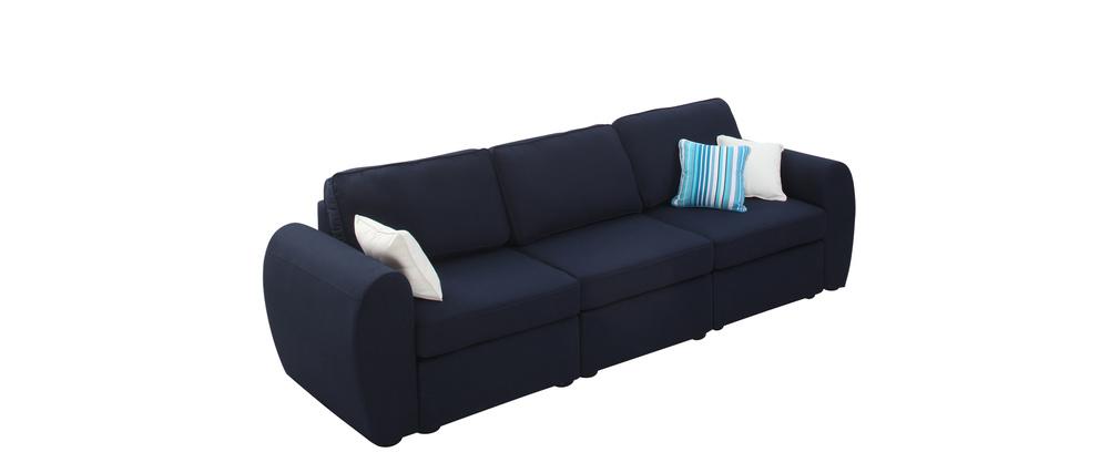 canap dangle bleu marine id e inspirante pour la conception de la maison. Black Bedroom Furniture Sets. Home Design Ideas