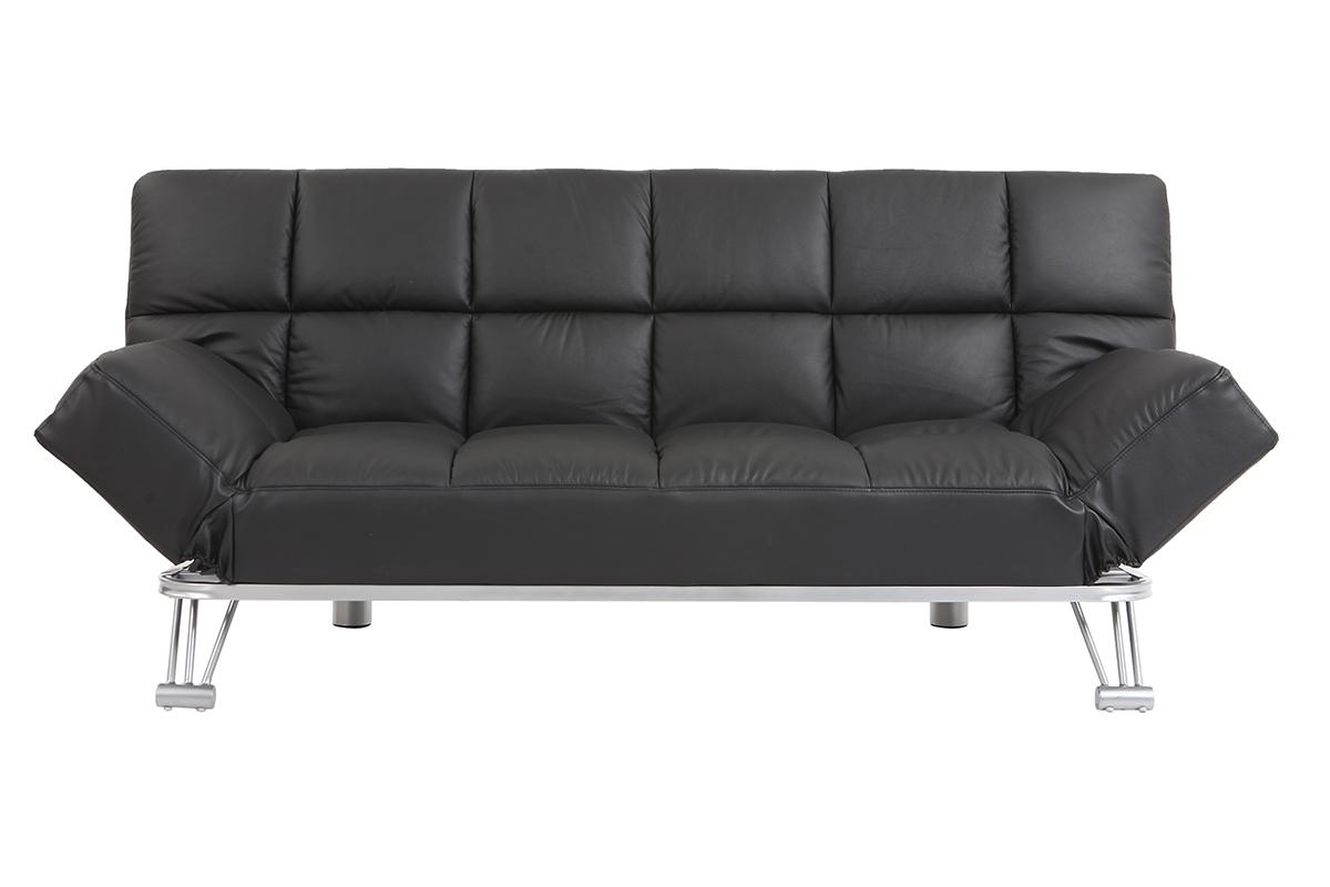 canap convertible cuir angle univers canap. Black Bedroom Furniture Sets. Home Design Ideas