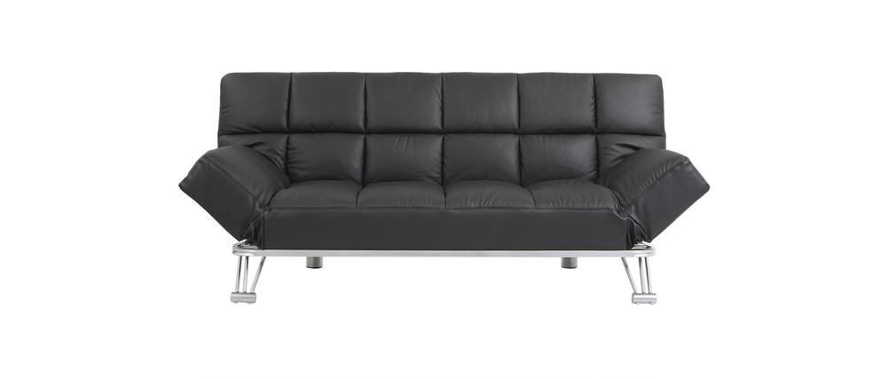 Prix des canap lit 7 for Sofa moderne marron gris