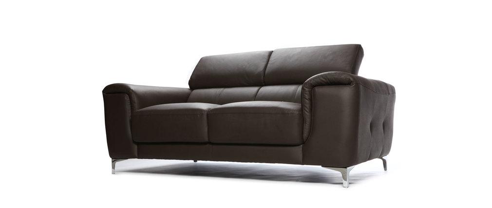canape cuir design deux places avec tetieres relax With tapis kilim avec canape paiement plusieurs fois sans frais