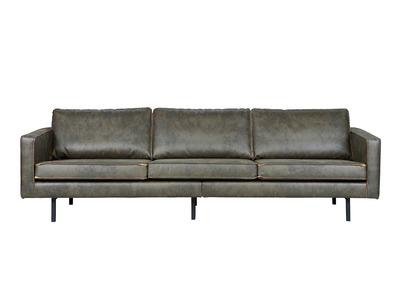 Canap s et fauteuils club d couvrez l 39 univers du canap miliboo miliboo - Canape cuir vert ...
