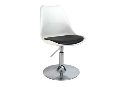 Chaise design et confortable pour salon et cuisine miliboo - Chaise reglable en hauteur ...