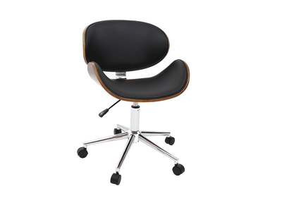 soldes fauteuil de bureau chaise de bureau ergonomique miliboo. Black Bedroom Furniture Sets. Home Design Ideas