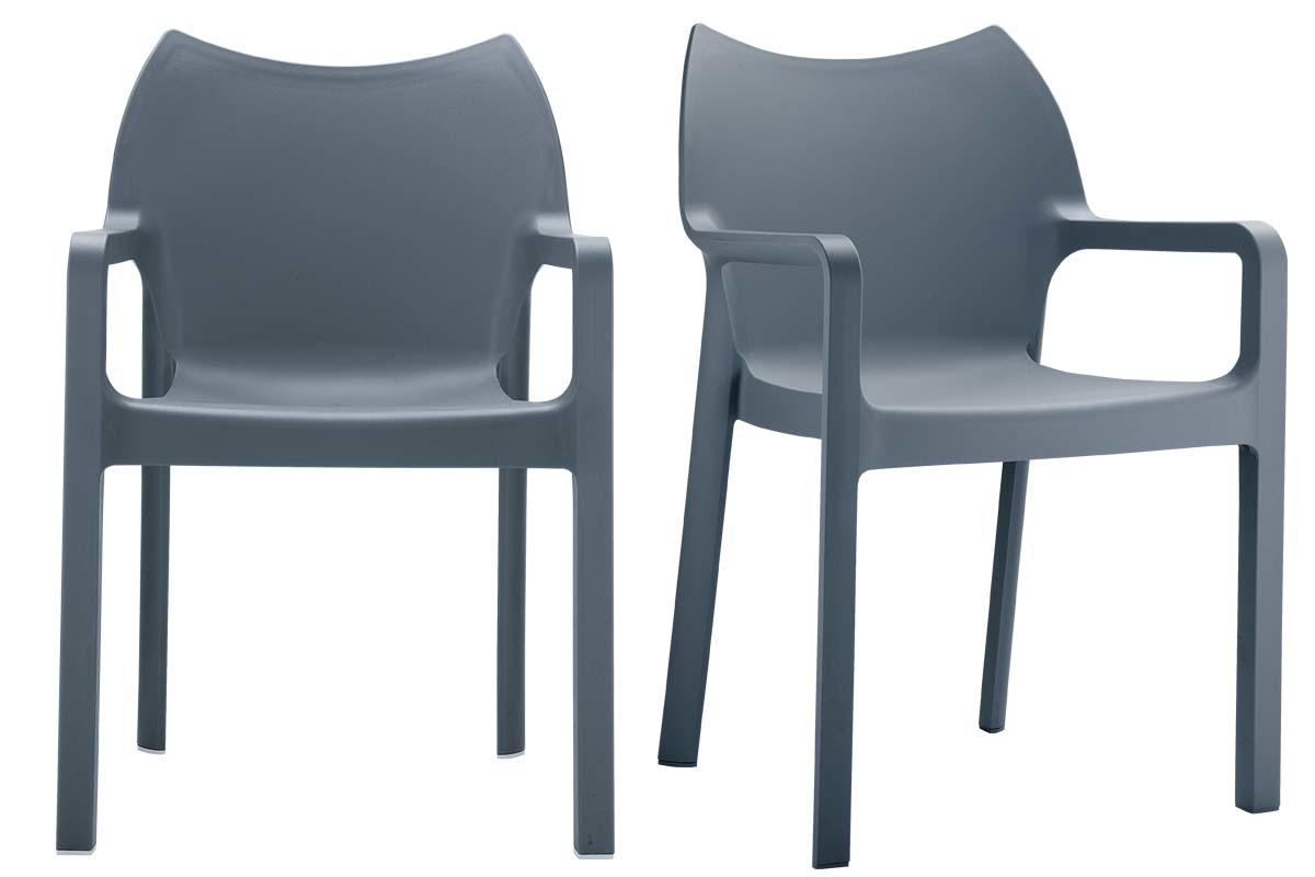 Collection de proloisirs yt55 Chaise plastique design pas cher