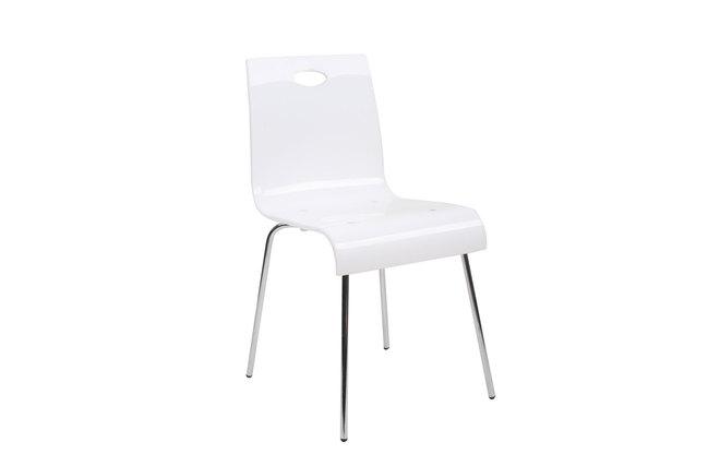 Chaise de cuisine design 2 chaises de salle a manger for Salle a manger wave