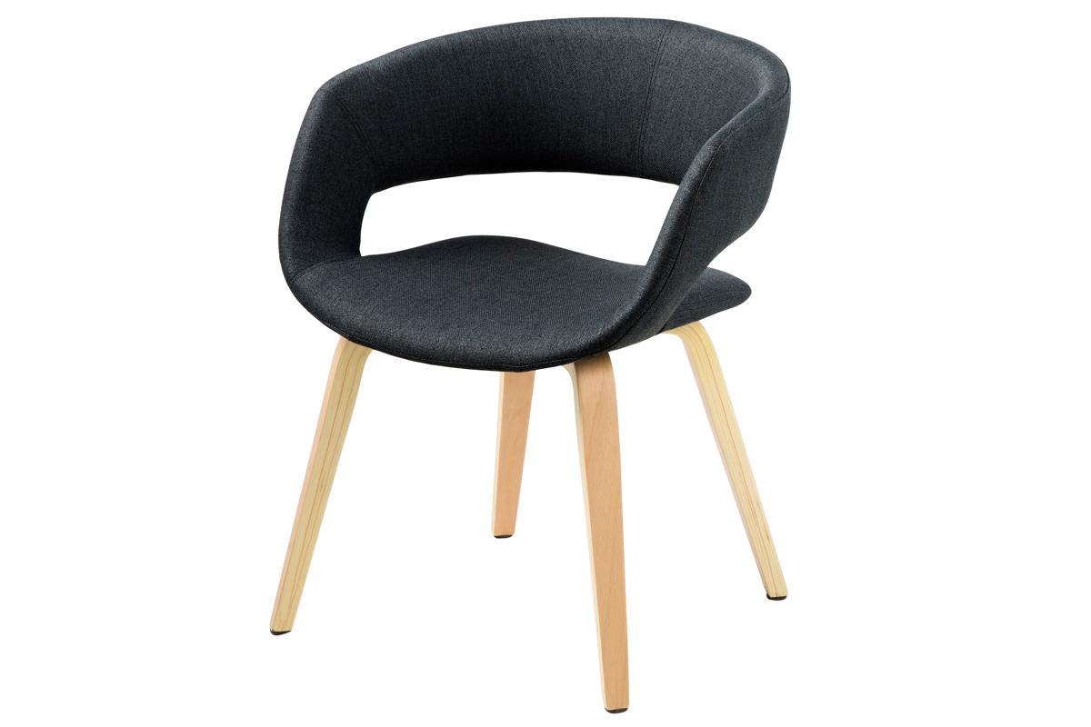 Pour tout achat compris entre 100 00 et 2000 00 vous avez la possibilit - Chaise gris anthracite ...