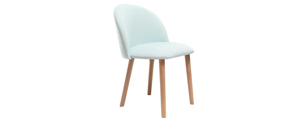 Chaise design menthe à l