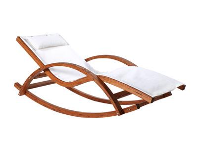 Chaise longue de jardin pas cher miliboo - Bain de soleil castorama ...