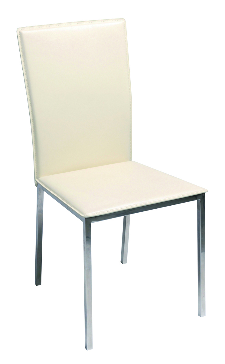 Preview - Chaise salle a manger blanc ...
