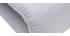 Chauffeuse convertible design gris clair SLEEPER