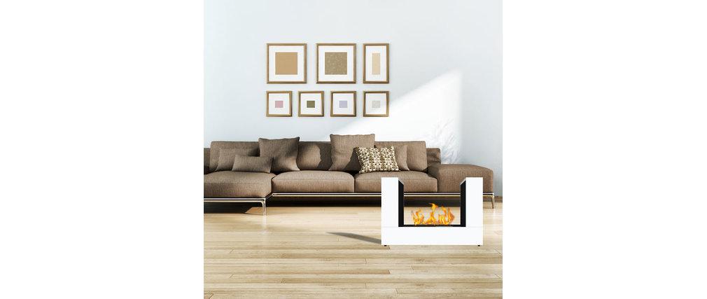 chemin e design bio thanol spura miliboo. Black Bedroom Furniture Sets. Home Design Ideas