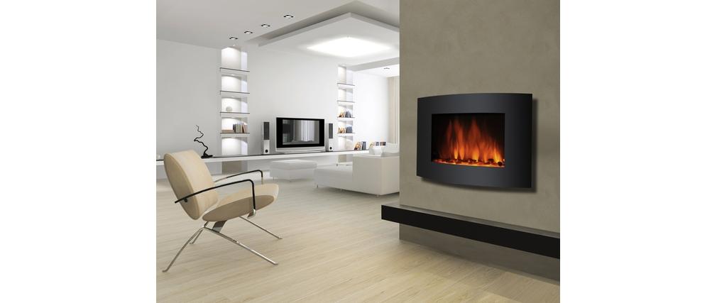 chemin e lectrique murale design colombia miliboo. Black Bedroom Furniture Sets. Home Design Ideas