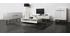 Chiffonnier scandinave blanc brillant et frêne 5 tiroirs MELKA