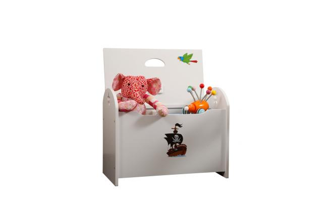 coffre jouets enfant etoile miliboo. Black Bedroom Furniture Sets. Home Design Ideas