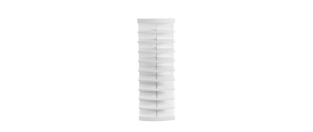 Colonne cartonnier blanc design TREE