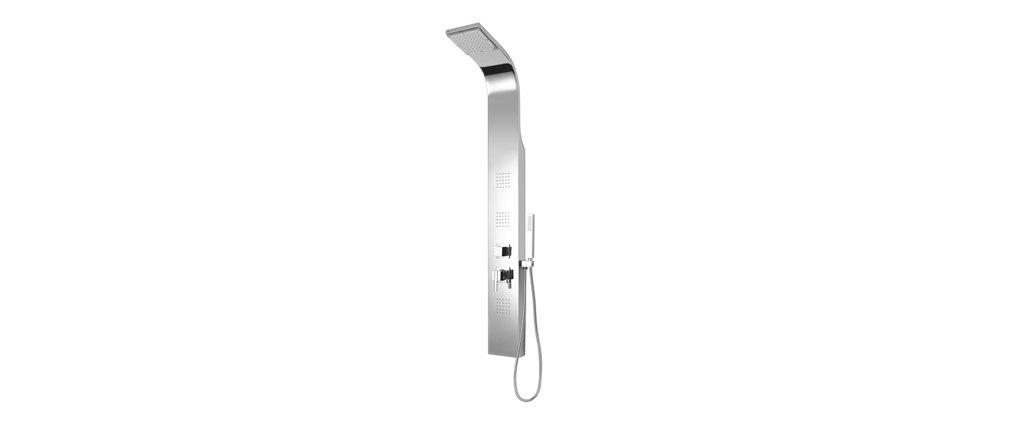 Colonne de douche hydromassante tandem avis - Avis colonne de douche ...
