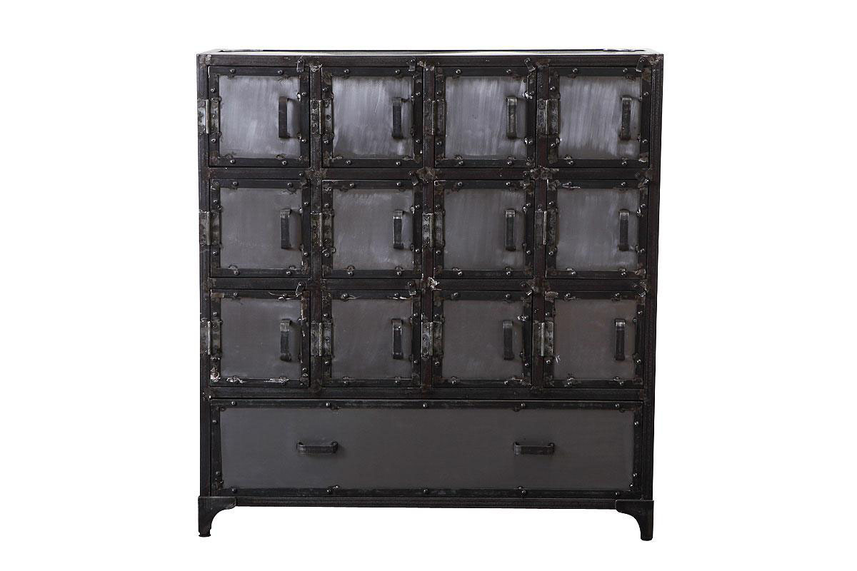 meuble a chaussure industriel conceptions de maison. Black Bedroom Furniture Sets. Home Design Ideas