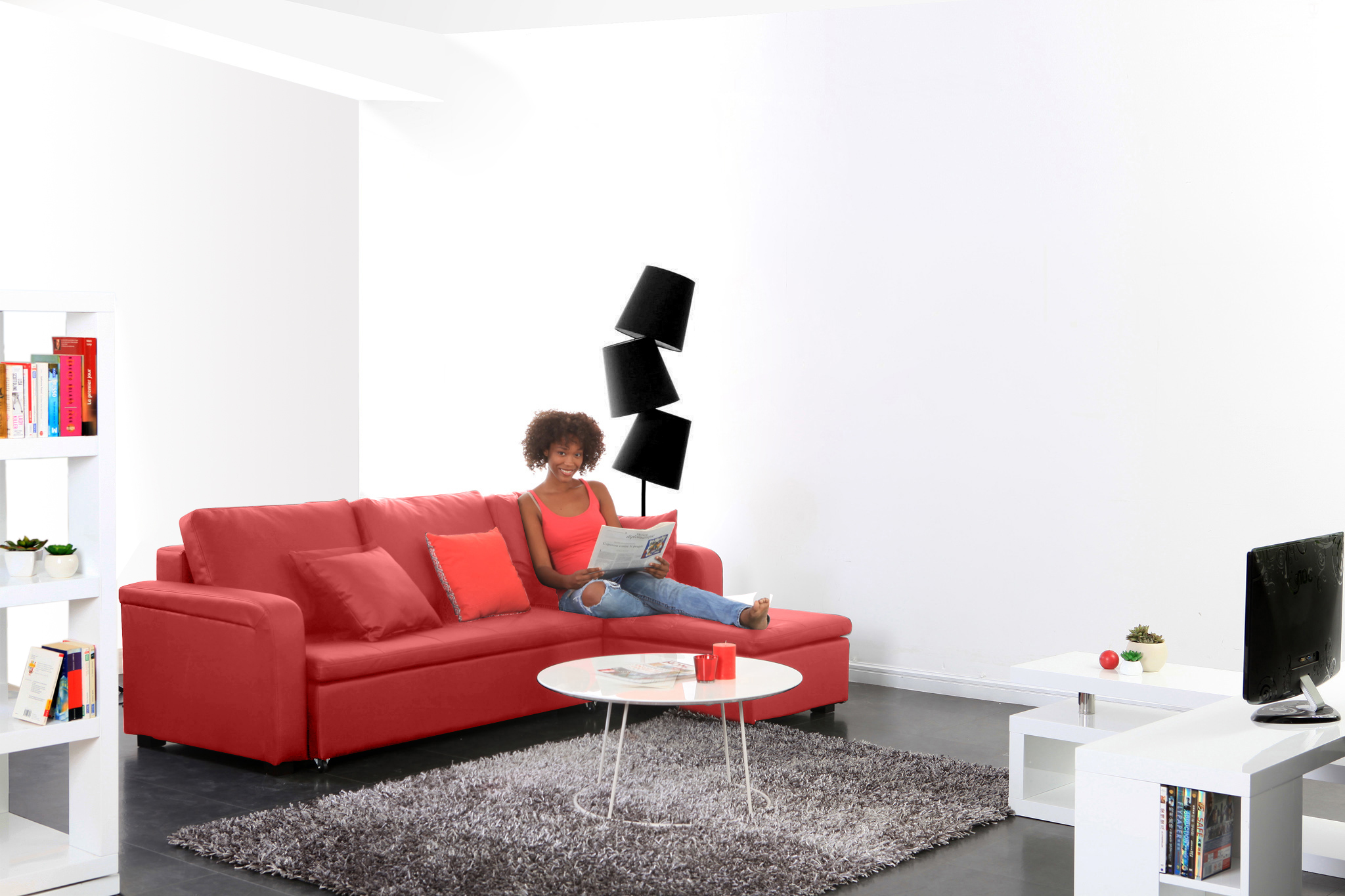 tout savoir sur la couleur rouge conseil d co. Black Bedroom Furniture Sets. Home Design Ideas