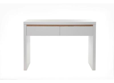 Console design blanche mat SIGRID