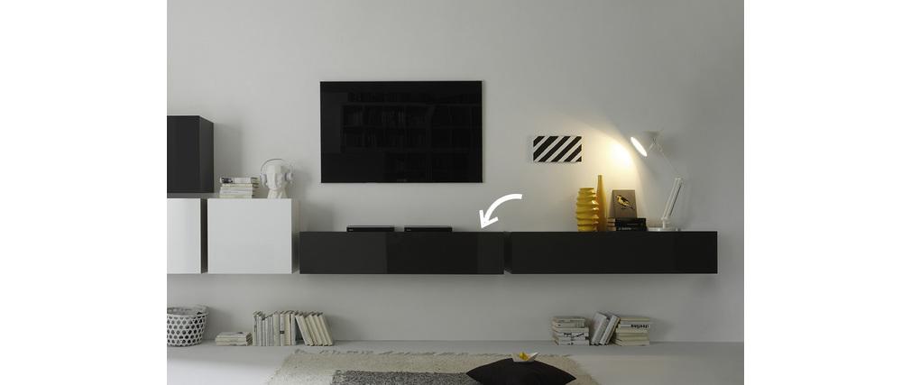 prix des meuble tv beige. Black Bedroom Furniture Sets. Home Design Ideas