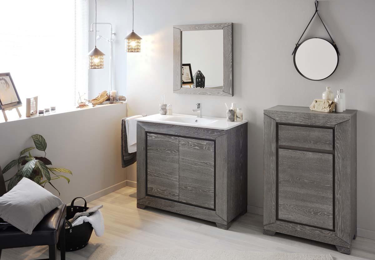 Plan sous vasque salle de bain maison design for Meuble sous evier salle de bain