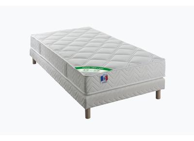 soldes matelas sommier 140x190 en latex ou en mousse latex miliboo. Black Bedroom Furniture Sets. Home Design Ideas
