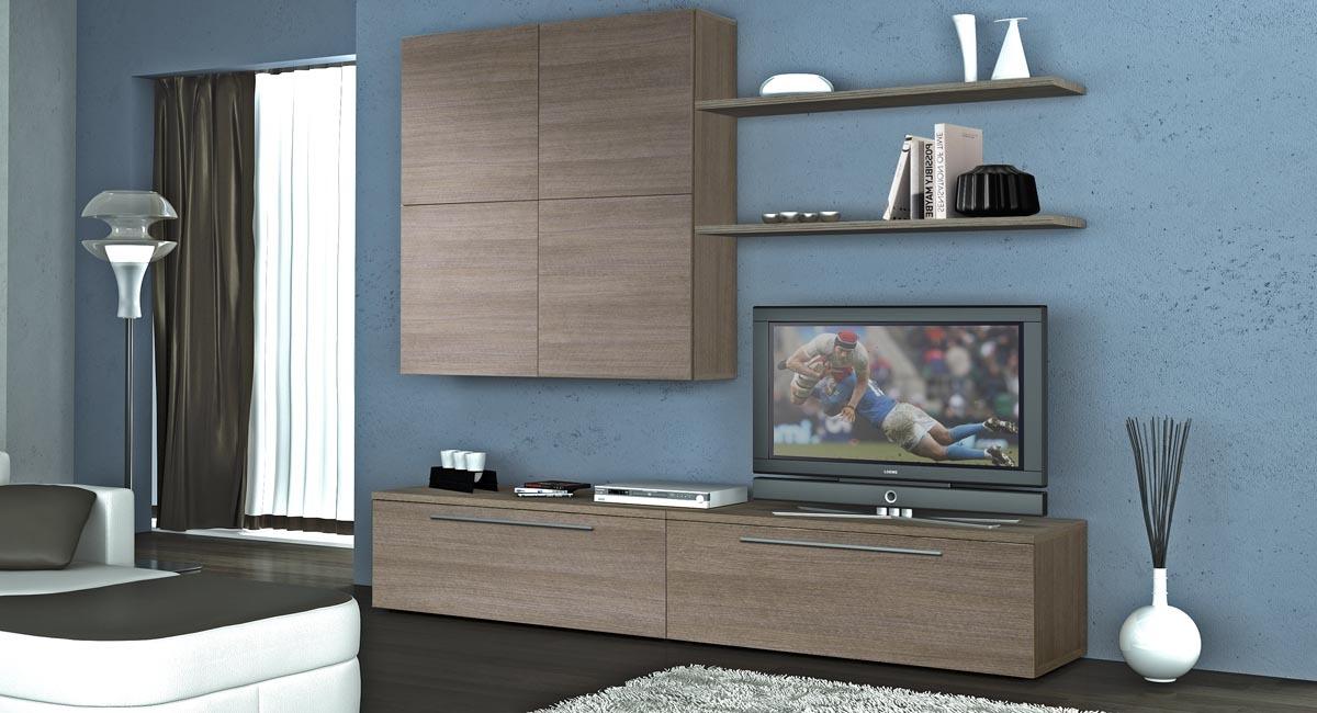 Meuble TV MEUBLE TV DESIGN SUSPENDU - MEUBLE TV DESIGN ...