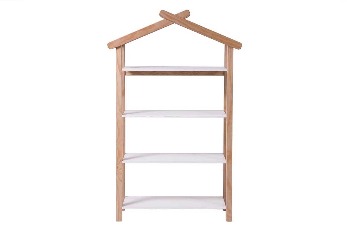 Etagere enfant maison maison design for Etagere enfant deco