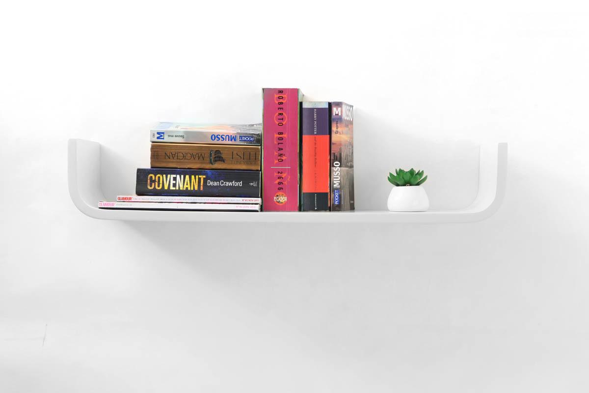 etag re murale design blanche maya miliboo. Black Bedroom Furniture Sets. Home Design Ideas