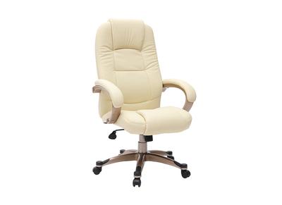 Fauteuil / chaise de bureau ivoire Toronto