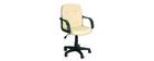 Fauteuil / chaise de bureau ZEUS beige