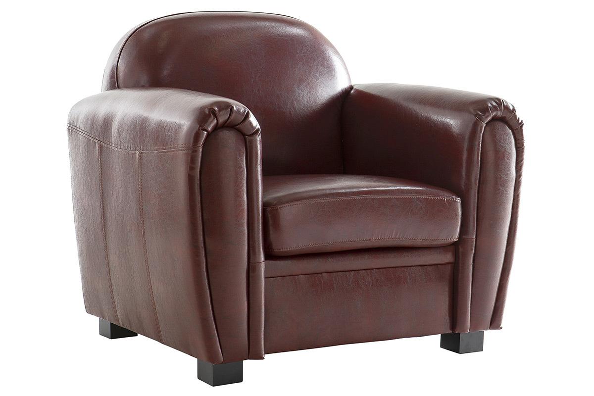 prix fauteuil club cuir maison design. Black Bedroom Furniture Sets. Home Design Ideas