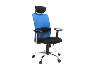Fauteuil de bureau design bleu ADAPT
