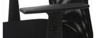 Fauteuil de bureau design mesh noir PLUZ