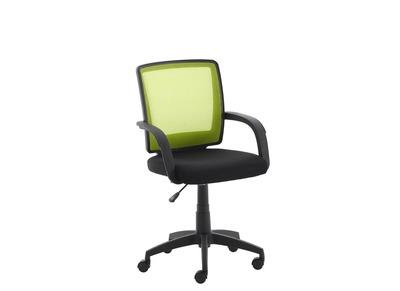 Fauteuil de bureau design vert TOMY