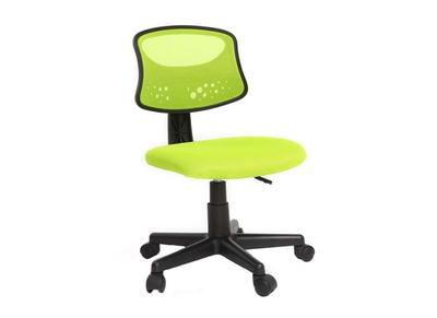 Fauteuil de bureau enfant mesh vert MEL